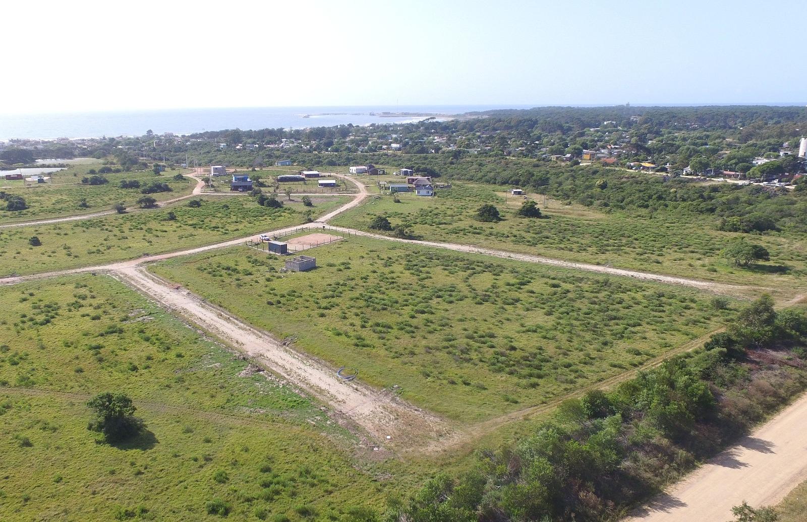Fraccionamiento  Altos de Costa Azul, financiados en pesos Uruguayos