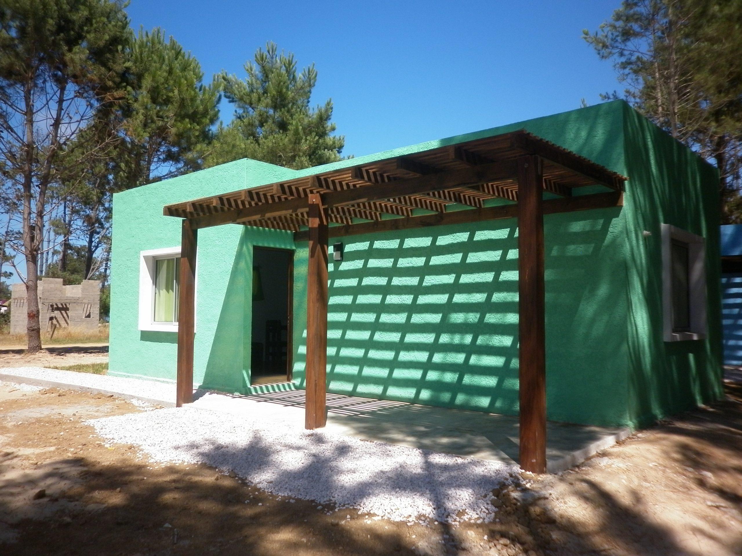 Casa Colores del Pinar   Cabaña Verde