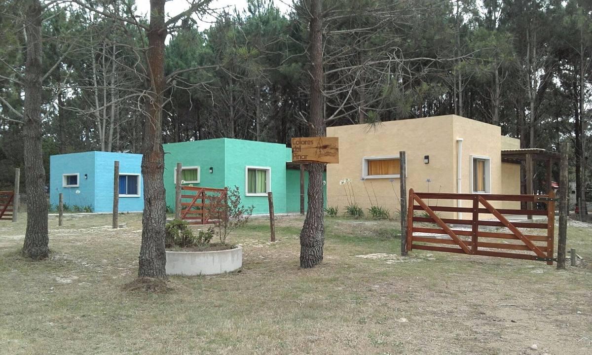 Casa Colores del Pinar , Cabaña  Amarilla.